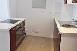 Кухня. Кипр, Каво Марис Протарас : Современный апартамент с шикарным видом на море, гостиной и отдельной спальней, расположен на набережной Протараса