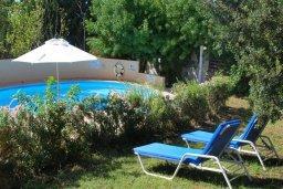 Территория. Кипр, Си Кейвз : Прекрасная вилла с 2-мя спальнями, с бассейном, сауной, джакузи и барбекю