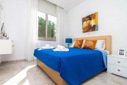 Спальня 3. Кипр, Каво Марис Протарас : Эксклюзивная вилла в 100 метрах от пляжа с потрясающим видом на море, с 5-ю спальнями, с бассейном, лифтом, террасой на крыше и барбекю