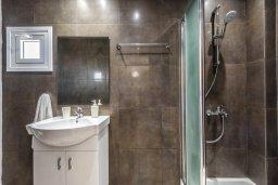Ванная комната. Кипр, Санрайз Протарас : Шикарная вилла с 3-мя спальнями, большим двориком с солнечной террасой с патио и с бассейном, расположена в эксклюзивном районе Profitis Elias Hill