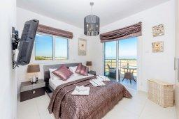 Спальня 3. Кипр, Каппарис : Роскошная вилла с панорамным видом на море, с 4-мя спальнями, с бассейном, джакузи и lounge-зоной на крыше
