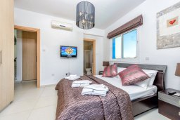 Спальня 3. Кипр, Каппарис : Роскошная вилла с панорамным видом на море, с 4-мя спальнями, с бассейном и lounge-зоной на крыше