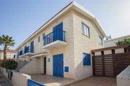 Фасад дома. Кипр, Пернера Тринити : Прекрасная вилла с 2-мя спальнями, уютным патио и барбекю