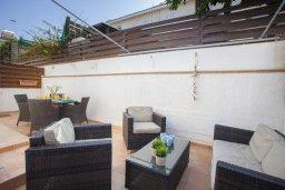 Патио. Кипр, Пернера Тринити : Прекрасная вилла с 2-мя спальнями, уютным патио и барбекю