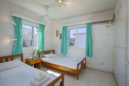 Спальня 2. Кипр, Коннос Бэй : Прекрасный апартамент с большой гостиной, двумя спальнями, двумя ванными комнатами и балконом