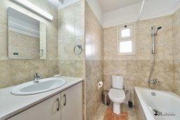 Ванная комната. Кипр, Мутаяка Лимассол : Пентхаус с просторной гостиной, тремя отдельными спальнями, двумя ванными комнатами и большой террасой, для 6 человек