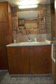 Ванная комната. Кипр, Центр Айя Напы : Апартамент с гостиной, двумя спальнями и патио