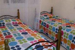 Спальня 2. Кипр, Декелия - Ороклини : Двухэтажная вилла с двориком, 3 спальни, 3 ванные комнаты, Wi-Fi