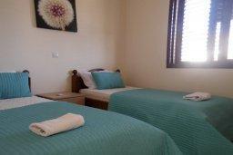 Спальня 3. Кипр, Ионион - Айя Текла : Прекрасная вилла с общим бассейном, с 4-мя спальнями, с тенистой террасой с патио и барбекю