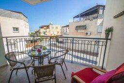 Балкон. Кипр, Каппарис : Апартамент с 2-мя спальнями и балконом, в комплексе с бассейном и детской площадкой