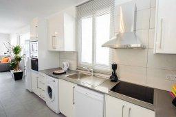 Кухня. Кипр, Ионион - Айя Текла : Превосходная вилла на берегу моря с 3-мя спальнями, с бассейном, с террасой и потрясающим видом на море
