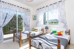 Спальня 2. Кипр, Санрайз Протарас : Прекрасная вилла с 2-мя спальнями, с бассейном и солнечной террасой с патио и барбекю, расположена в тихом районе Протараса