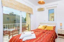 Спальня. Кипр, Пернера : Прекрасная вилла с 3-мя спальнями, с бассейном и зеленым двориком с патио и барбекю