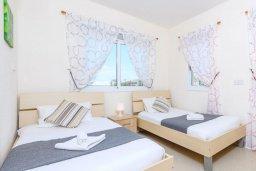 Спальня 3. Кипр, Каппарис : Прекрасная вилла с 3-мя спальнями, с бассейном и приватным двориком с патио и барбекю