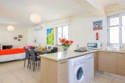 Кухня. Кипр, Коннос Бэй : Потрясающая вилла с 3-мя спальнями, с бассейном, тенистой террасой с патио и барбекю