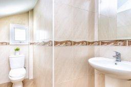 Туалет. Кипр, Пернера Тринити : Прекрасная вилла с 3-мя спальнями, с бассейном и приватным двориком с барбекю
