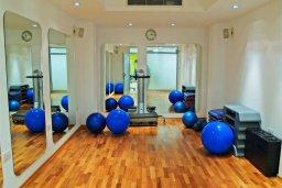Прочее. Кипр, Каппарис : Современный уютный апартамент с двумя спальнями и балконом, в комплексе с бассейном, тренажерным залом и теннисным кортом