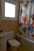 Ванная комната. Кипр, Каппарис : Уютная вилла с 2-мя спальнями, с бассейном и частным двориком в окружение пальм