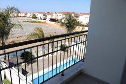 Балкон. Кипр, Пернера Тринити : Современная вилла с бассейном и двориком, 2 спальни, 2 ванные комнаты, барбекю, парковка, Wi-Fi