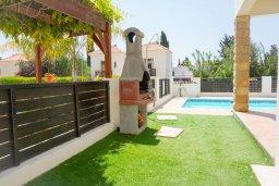 Территория. Кипр, Корал Бэй : Прекрасная вилла с бассейном и зоной отдыха с барбекю, 3 спальни, 2 ванные комнаты, парковка, Wi-Fi