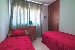 Спальня 3. Кипр, Дасуди Лимассол : Трехуровневый таунхаус с приватным двориком в комплексе с бассейном, 3 спальни, 2 ванные комнаты, барбекю, парковка, Wi-Fi