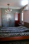 Спальня. Кипр, Дасуди Лимассол : Уютный дом с приватным двориком с барбекю, 4 спальни, 3 ванные комнаты, парковка, Wi-Fi