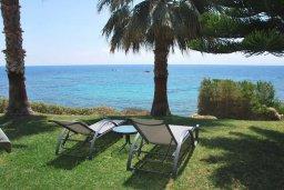 Территория. Кипр, Корал Бэй : Великолепная вилла с шикарным видом на море, с 5-ю спальнями, с бассейном, зелёным двориком с барбекю и патио