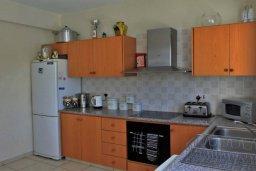 Кухня. Кипр, Корал Бэй : Сказочная вилла с 3-мя спальнями, бассейном, зелёным двориком с барбекю и тенистой террасой с патио