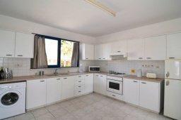 Кухня. Кипр, Аргака : Милая вилла с 2-мя спальнями, с бассейном, тенистой террасой с патио и барбекю, расположена на берегу моря в деревне Аргака