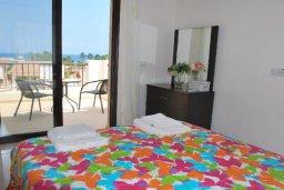 Спальня 2. Кипр, Полис город : Милая вилла с видом на море, с 3-мя спальнями, с бассейном и зелёным двориком с патио и барбекю