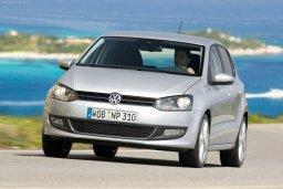 Volkswagen Polo 1.4 автомат : Кипр