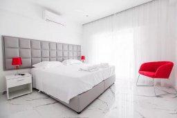Спальня. Кипр, Дасуди Лимассол : Роскошный апартамент в Лимассоле с потрясающим видом на море 3 спальни на первой береговой линии