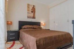 Спальня. Кипр, Гермасойя Лимассол : Современные просторные и комфортные апартаменты с 3-мя спальнями для 7-ых человек в тихом и спокойном месте.