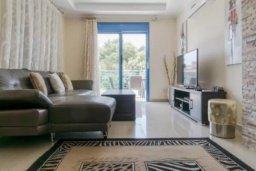 Гостиная. Кипр, Гермасойя Лимассол : Современные просторные и комфортные апартаменты с 3-мя спальнями для 7-ых человек в тихом и спокойном месте.