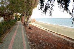 Ближайший пляж. Кипр, Айос Тихонас Лимассол : Светлые односпальные апартаменты для 3 гостей с очаровательным видом на море