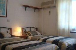Спальня 2. Кипр, Центр Лимассола : Прекрасная 3-комнатная квартира с видом на море, всего в 130 метрах от пляжа для 6-ти гостей.