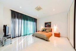 Спальня 3. Кипр, Св. Рафаэль Лимассол : Роскошная вилла с 4-мя спальнями, с бассейном, сауной и зелёным садом, расположена в Лимассоле для 8-ми гостей