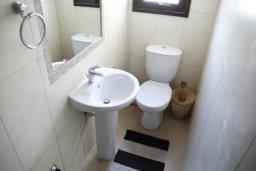 Туалет. Кипр, Декелия - Пила : Прекрасная вилла с 4-мя спальнями, с бассейном и двориком, расположена в Ларнаке для 8-ти гостей