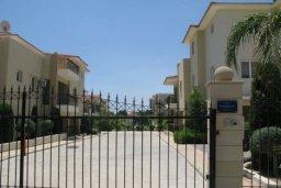 Фасад дома. Кипр, Декелия - Пила : Прекрасные апартаменты с 2-мя спальнями в частном комплексе, с общим бассейном и  садом для 6-ти гостей в Ларнаке