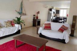 Гостиная. Кипр, Декелия - Пила : Прекрасные апартаменты с 2-мя спальнями в частном комплексе, с общим бассейном и  садом для 6-ти гостей в Ларнаке
