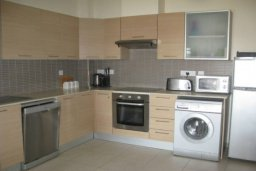 Кухня. Кипр, Декелия - Пила : Прекрасные апартаменты с 2-мя спальнями в частном комплексе, с общим бассейном и  садом для 5-ти гостей в Ларнаке
