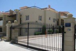 Фасад дома. Кипр, Декелия - Пила : Прекрасные апартаменты с 2-мя спальнями в частном комплексе, с общим бассейном и  садом для 5-ти гостей в Ларнаке
