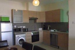 Кухня. Кипр, Декелия - Пила : Прекрасные апартаменты с 2-мя спальнями в частном комплексе, с общим бассейном и  садом для 4-ти гостей в Ларнаке