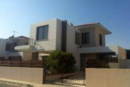Фасад дома. Кипр, Декелия - Пила : Прекрасная вилла с 3 спальнями с для 6-ти гостей с собственным бассейном и двориком