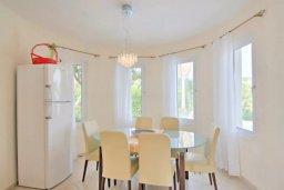 Кухня. Кипр, Лачи : Прекрасная вилла с 3-мя спальнями, с бассейном, уютной меблированной террасой, барбекю и видом на залив Chrysochou и полуостров Akamas