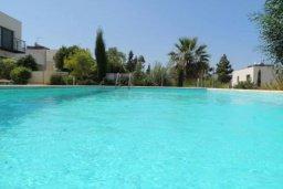Бассейн. Кипр, Лачи : Очаровательная вилла с видом на залив Chryshochou и гавань Latchi, с 3-мя спальнями, с бассейном, патио и барбекю