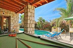 Развлечения и отдых на вилле. Кипр, Полис город : Очаровательная вилла с 2 спальнями с для 4-ти гостей с бассейном и садом
