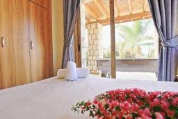 Спальня. Кипр, Полис город : Очаровательная вилла с 2 спальнями с для 4-ти гостей с бассейном и садом