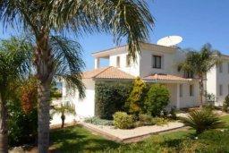 Фасад дома. Кипр, Аргака : Прекрасная вилла с 4-мя спальнями, с бассейном и двориком, расположена в Пафосе для 8-ти гостей