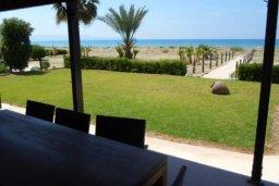 Патио. Кипр, Аргака : Прекрасная вилла с 4-мя спальнями, с бассейном и двориком, расположена в Пафосе для 8-ти гостей